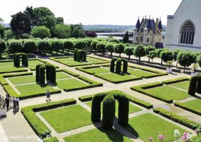 Jardins du Château d'Angers