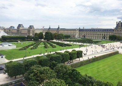 Jardins du Louvre