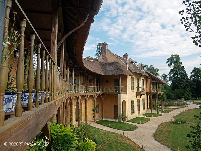 hameau de la renne Versailles 2