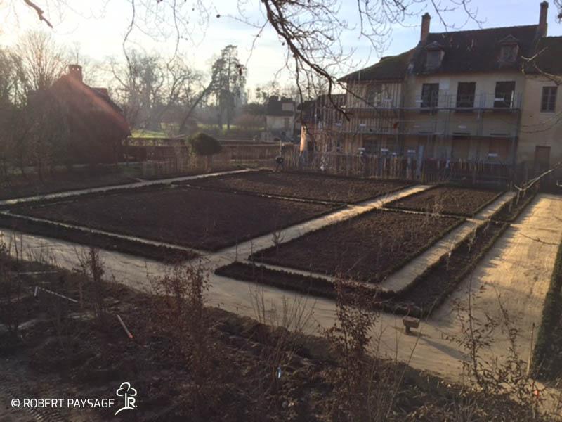 hameau de la renne Versailles 3