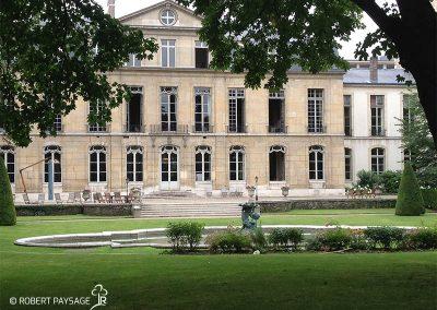 Jardins de l'hôtel de Matignon