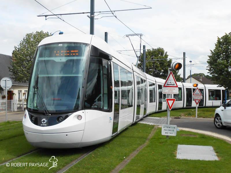 Tramway de Rouen
