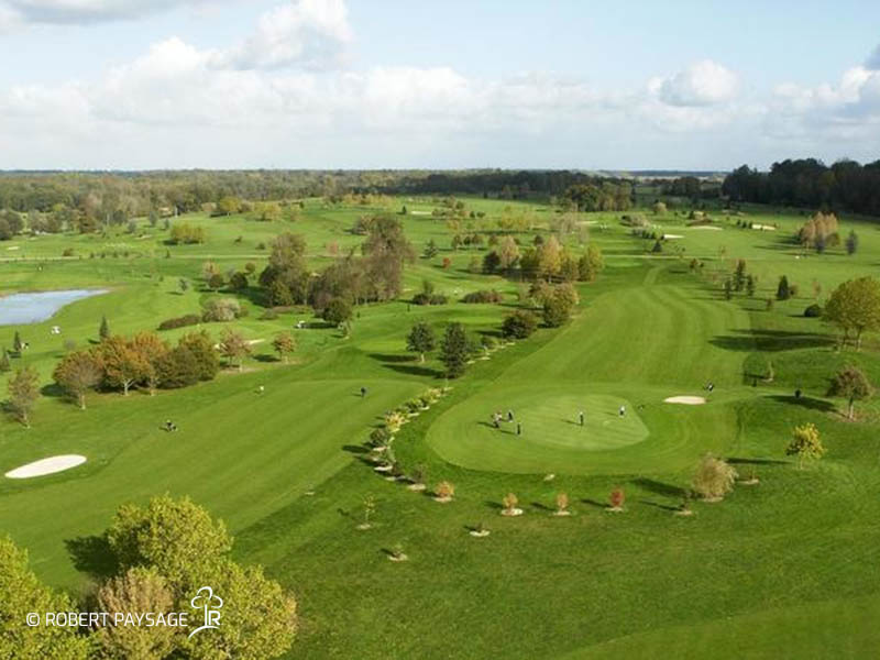 entretien golf lesigny 1
