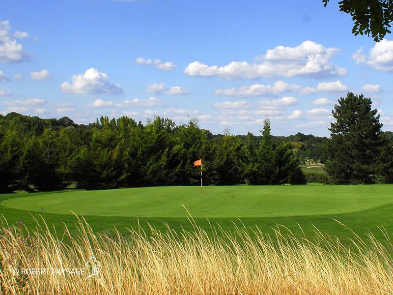 entretien golf lesigny 2